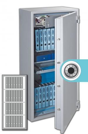Rottner Papiersicherungsschrank PaperNorm Premium 150 Z