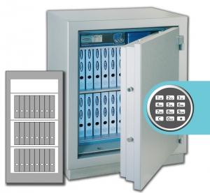 Rottner Papiersicherungsschrank MegaPaper 160 Premium EL