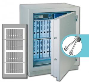 Rottner Papiersicherungsschrank MegaPaper 180 Premium