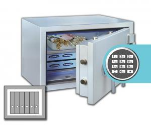 Rottner armoires ignifuge papier SuperPaper 50 EL Premium