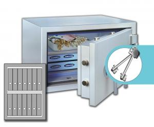 Rottner Papiersicherungsschrank SuperPaper 80 Premium