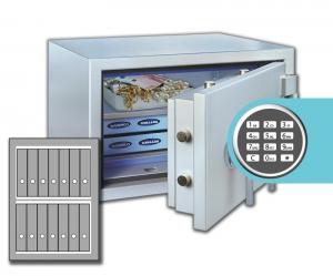 Rottner Papiersicherungsschrank SuperPaper 80 Premium EL