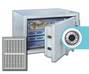 Rottner Papiersicherungsschrank SuperPaper 80 Premium Z