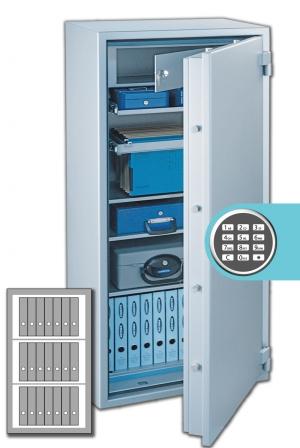 Rottner Papiersicherungsschrank SuperPaper 120 Premium EL