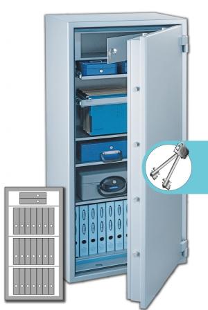 Rottner Papiersicherungsschrank SuperPaper 140 Premium