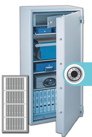 Rottner Papiersicherungsschrank SuperPaper 160 Premium Z