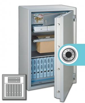 Rottner Papiersicherungsschrank GigaPaper 65 Premium Z