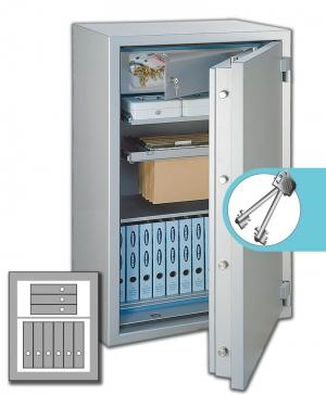 Rottner Papiersicherungsschrank GigaPaper 75 Premium