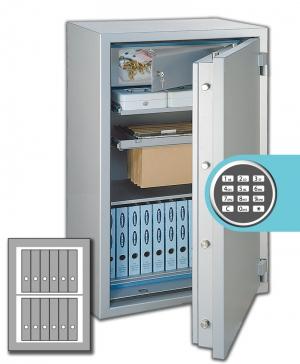 Rottner Papiersicherungsschrank GigaPaper 85 Premium EL
