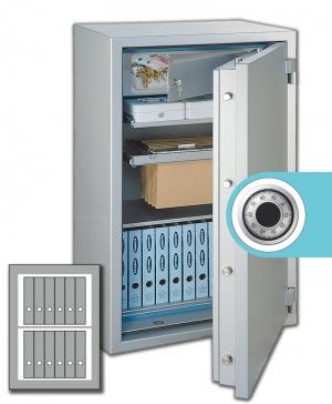 Rottner Papiersicherungsschrank GigaPaper 85 Premium Z