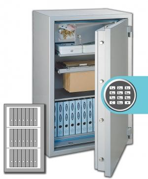 Rottner Papiersicherungsschrank GigaPaper 120 Premium EL