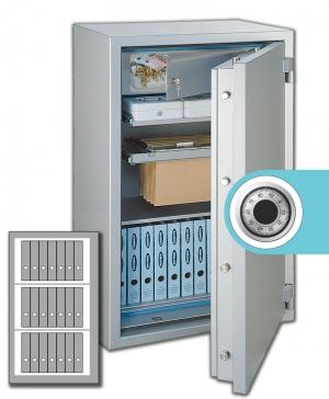 Rottner Papiersicherungsschrank GigaPaper 120 Premium Z
