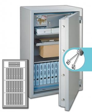 Rottner Papiersicherungsschrank GigaPaper 140 Premium