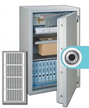 Rottner Papiersicherungsschrank GigaPaper 160 Premium Z