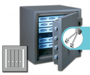 Rottner Papiersicherungsschrank FireProfi 50 Premium