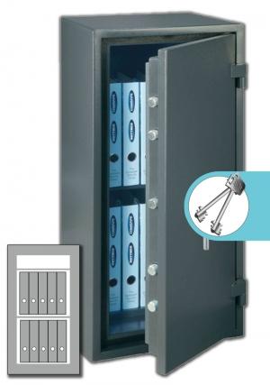 Rottner Papiersicherungsschrank FireProfi 100 Premium