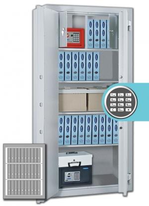 Rottner Stahlbüroschrank OFFICE 2 Premium EL