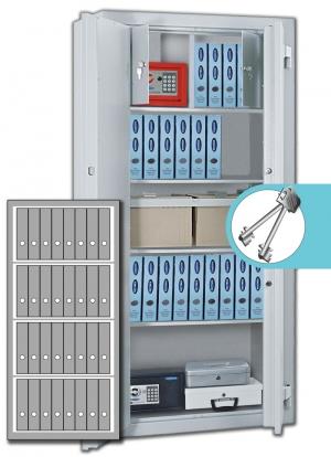 Rottner Stahlbüroschrank Kanzlei SB 150 Premium