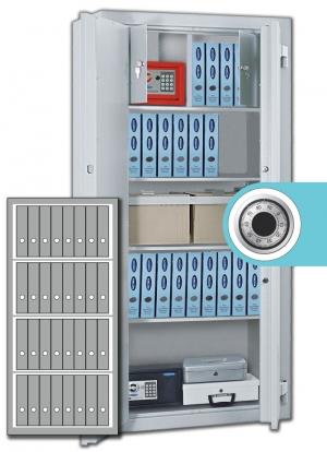 Rottner Stahlbüroschrank Kanzlei SB 150 Z Premium