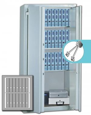 Stahlbüroschrank Residenz DS 80 Premium