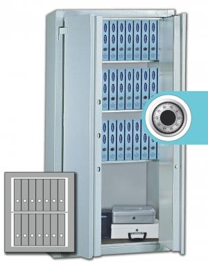 Stahlbüroschrank Residenz DS 80 ZKS Premium
