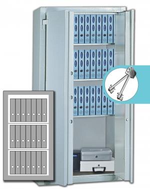 Stahlbüroschrank Residenz DS 125 Premium