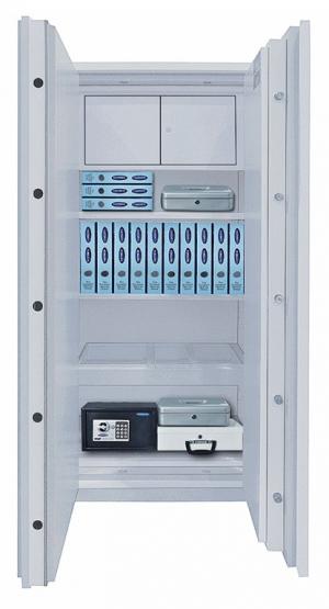 Rottner Office 3 2-S EL Fire Premium, armoire ignifuge papier