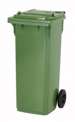 Kunststoffbehälter 120 Liter mit Deckel