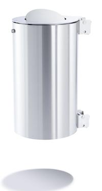 Abfallsammelbehälter Modell Zürich