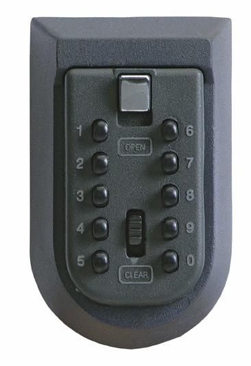 rottner schl sselsafe keykeeper sichere aufbewahrung von. Black Bedroom Furniture Sets. Home Design Ideas