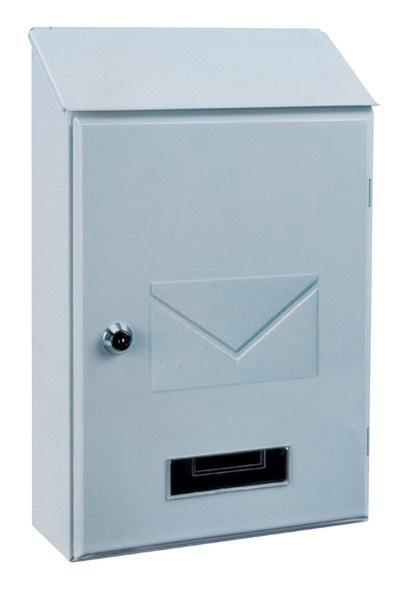 Briefkasten Pisa weiss