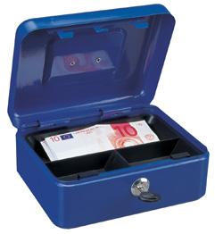 Geldkassette Traun 2 blau