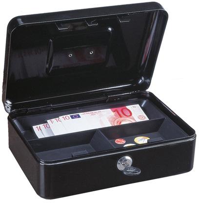 Geldkassette Traun 3 schwarz