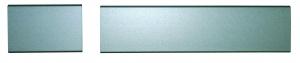 Namensschild 30x20 mm ohne Gravur