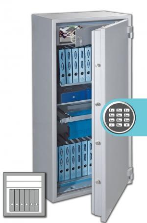 Rottner PaperNorm Premium 65 EL, armoire ignifuge papier