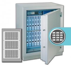 Rottner Papiersicherungsschrank MegaPaper 140 Premium EL