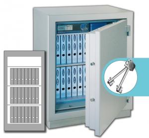 Rottner Papiersicherungsschrank MegaPaper 160 Premium