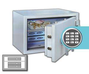 Rottner armoires ignifuge papier SuperPaper 40 EL Premium