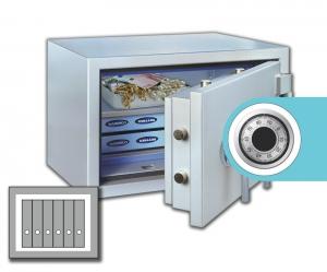 Rottner armoires ignifuge papier SuperPaper 50 Z Premium