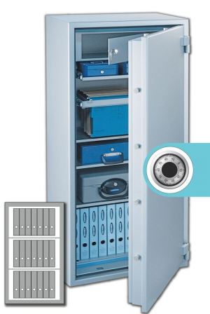 Rottner Papiersicherungsschrank SuperPaper 120 Premium Z