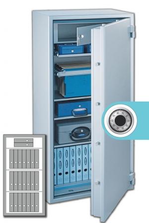 Rottner Papiersicherungsschrank SuperPaper 140 Premium Z