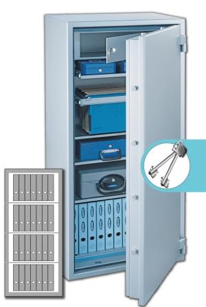 Rottner Papiersicherungsschrank SuperPaper 160 Premium