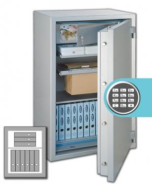 Rottner Papiersicherungsschrank GigaPaper 75 Premium EL