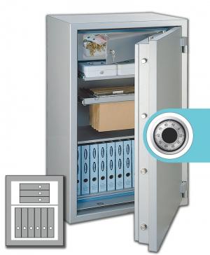 Rottner Papiersicherungsschrank GigaPaper 75 Premium Z