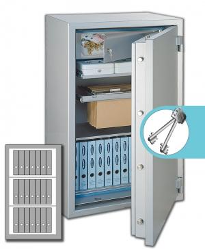 Rottner Papiersicherungsschrank GigaPaper 120 Premium