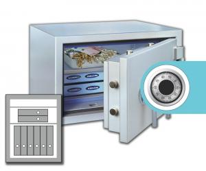Rottner Papiersicherungsschrank SuperPaper 70 Z Premium