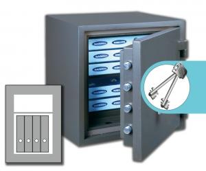 Rottner Papiersicherungsschrank FireProfi 65 Premium