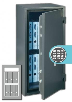 Rottner Papiersicherungsschrank FireProfi 100 EL Premium