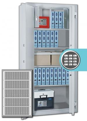 Rottner Stahlbüroschrank OFFICE 4 Premium EL