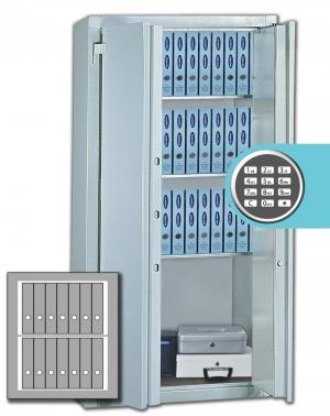 Stahlbüroschrank Residenz DS 80 EL Premium